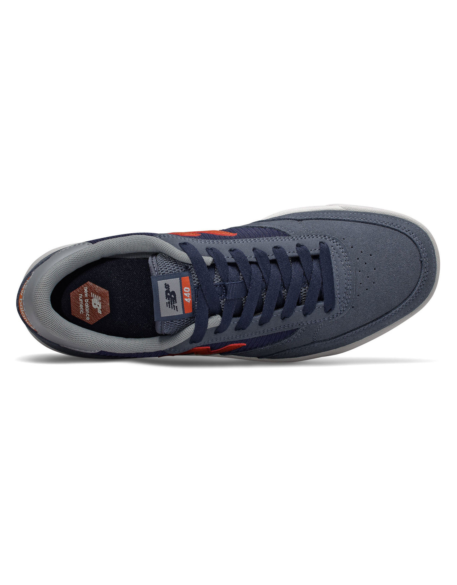 NEW BALANCE NEW BALANCE - 440 - NAVY/RUST