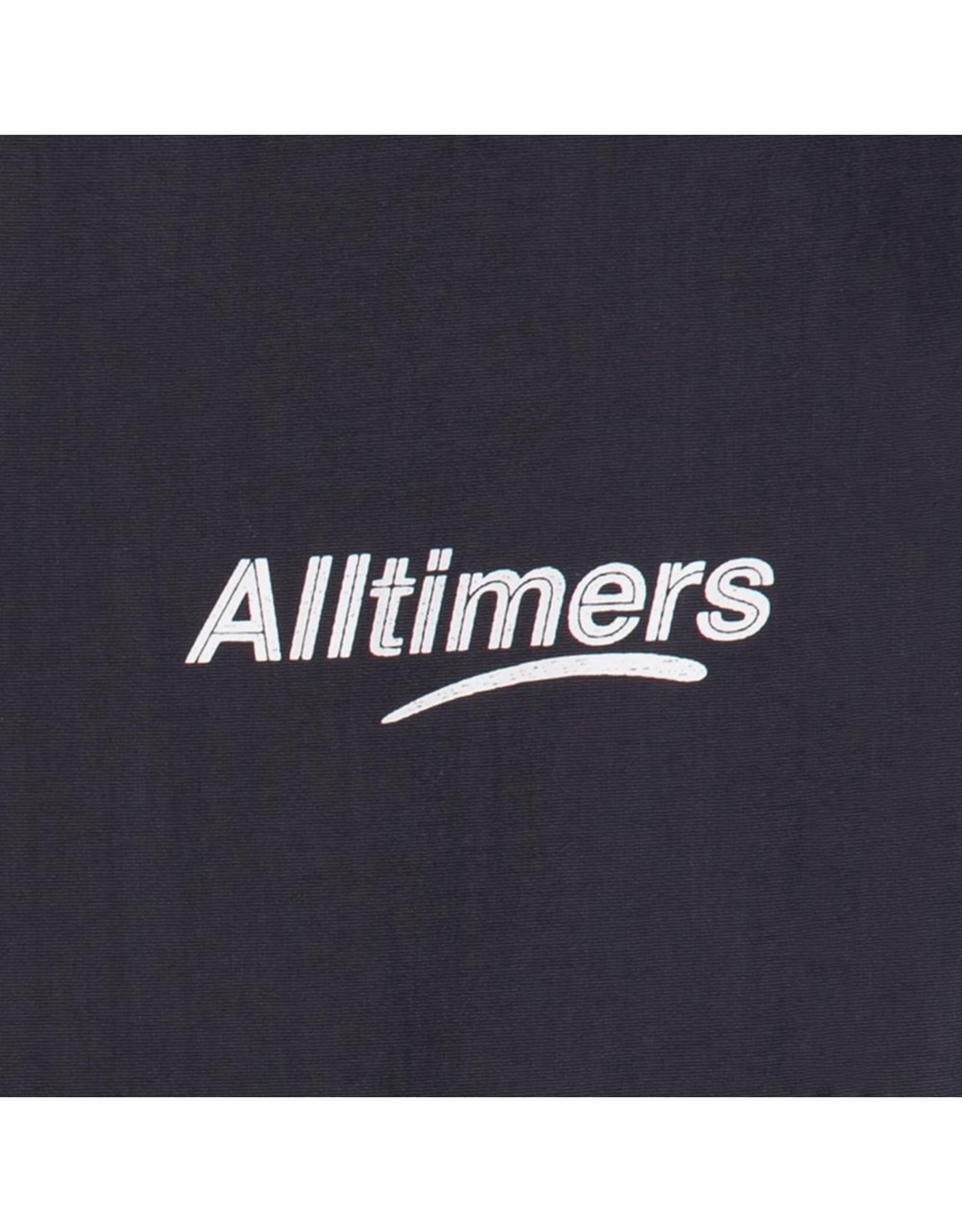 ALLTIMERS ALLTIMERS - QUICK FAST TRACK PANT - BLACK/BLUE
