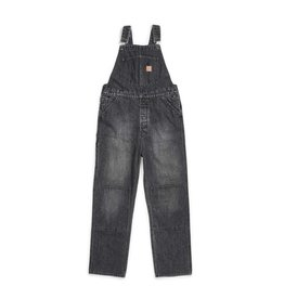 BRIXTON BRIXTON - UNION OVERALL - WORN BLK -
