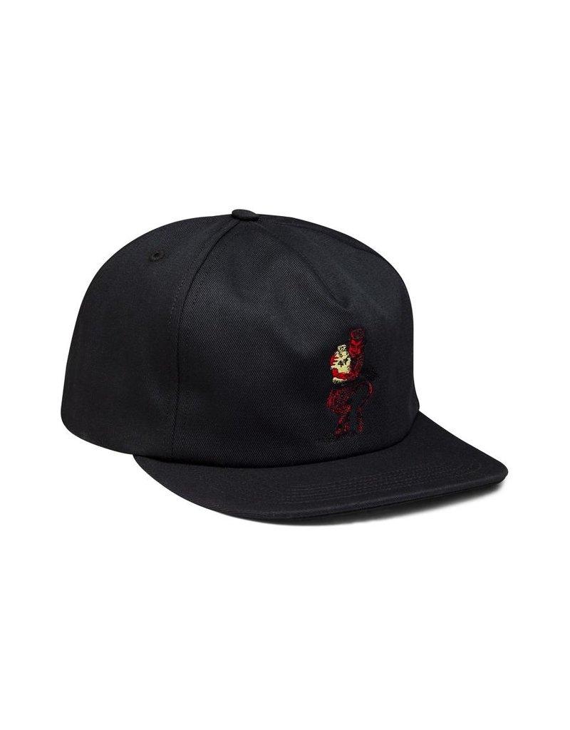 917 917 - DEVIL HAT - BLACK