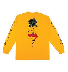 WELCOME WELCOME - LESSRACH L/S - GOLD -