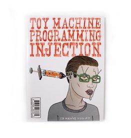 TOY MACHINE TOY MACHINE - PROGRAM INJECTION DVD