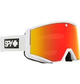 SPY SPY - ACE MATTE WHT - BRONZE/RED SPEC.
