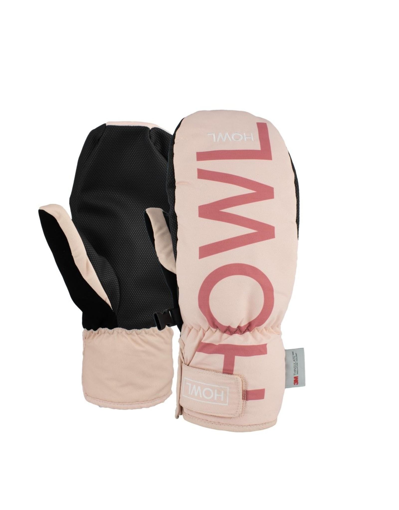 HOWL HOWL - FLYWEIGHT MITT - SALTED ROSE -