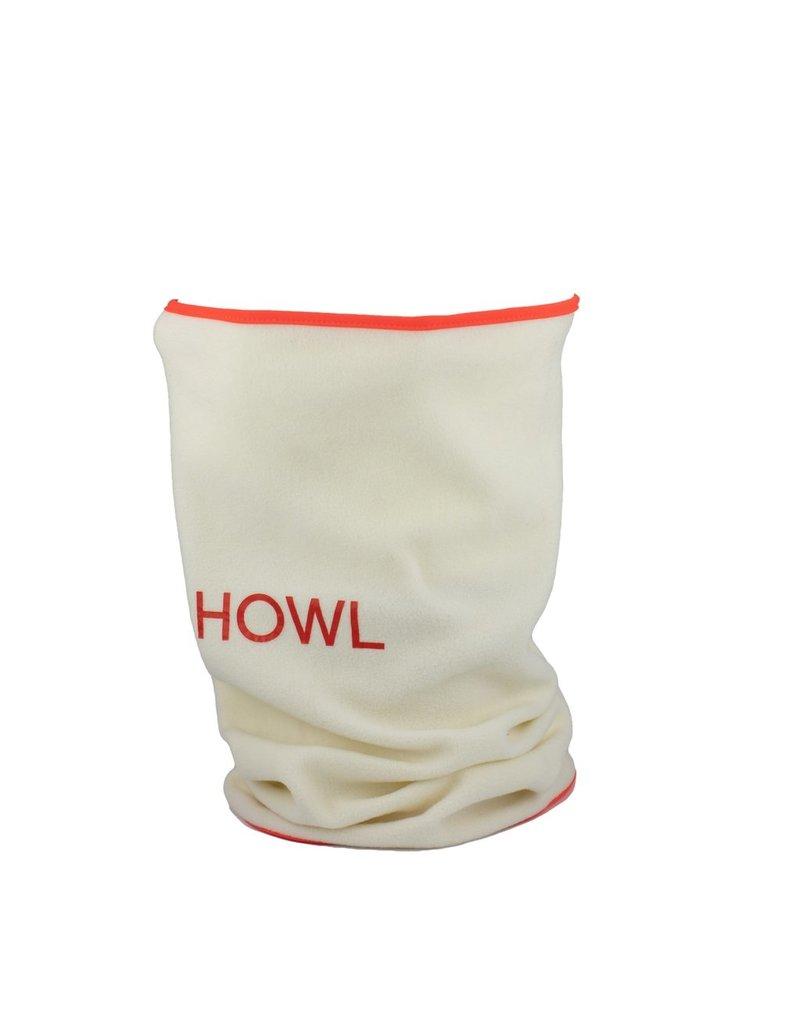 HOWL HOWL - SHADE FACEMASK - WHITE