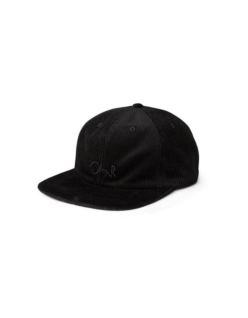 POLAR POLAR - CORD. HAT - BLACK