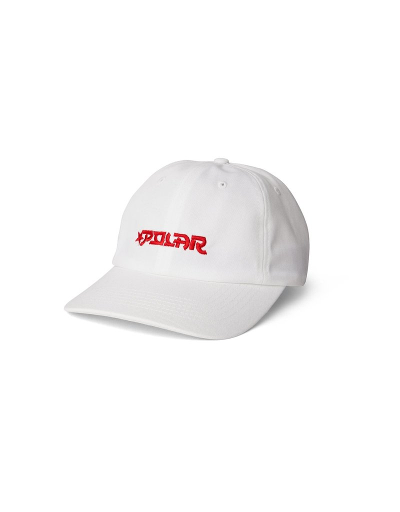POLAR POLAR - STAR HAT - WHITE