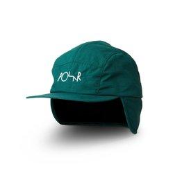 POLAR POLAR - FLAP CAP - DRK GRN