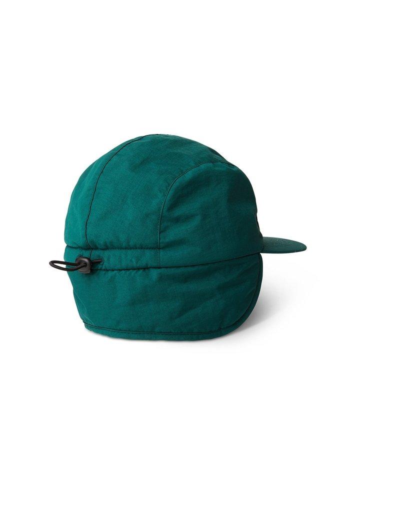 POLAR POLAR - FLAP CAP - DARK GREEN