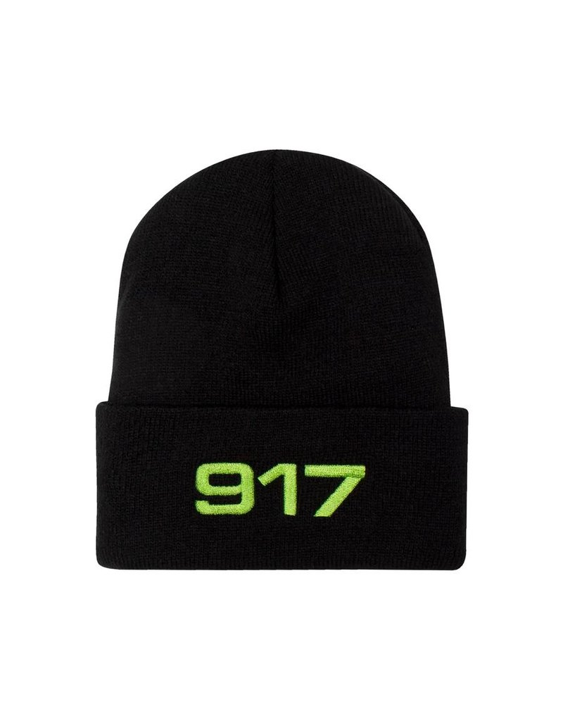 917 917 - RACING BEANIE - BLACK