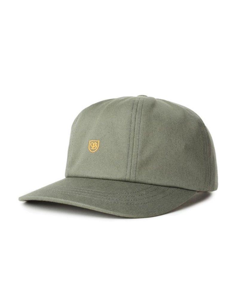 BRIXTON BRIXTON - B-SHEILD III CAP - CYPRESS