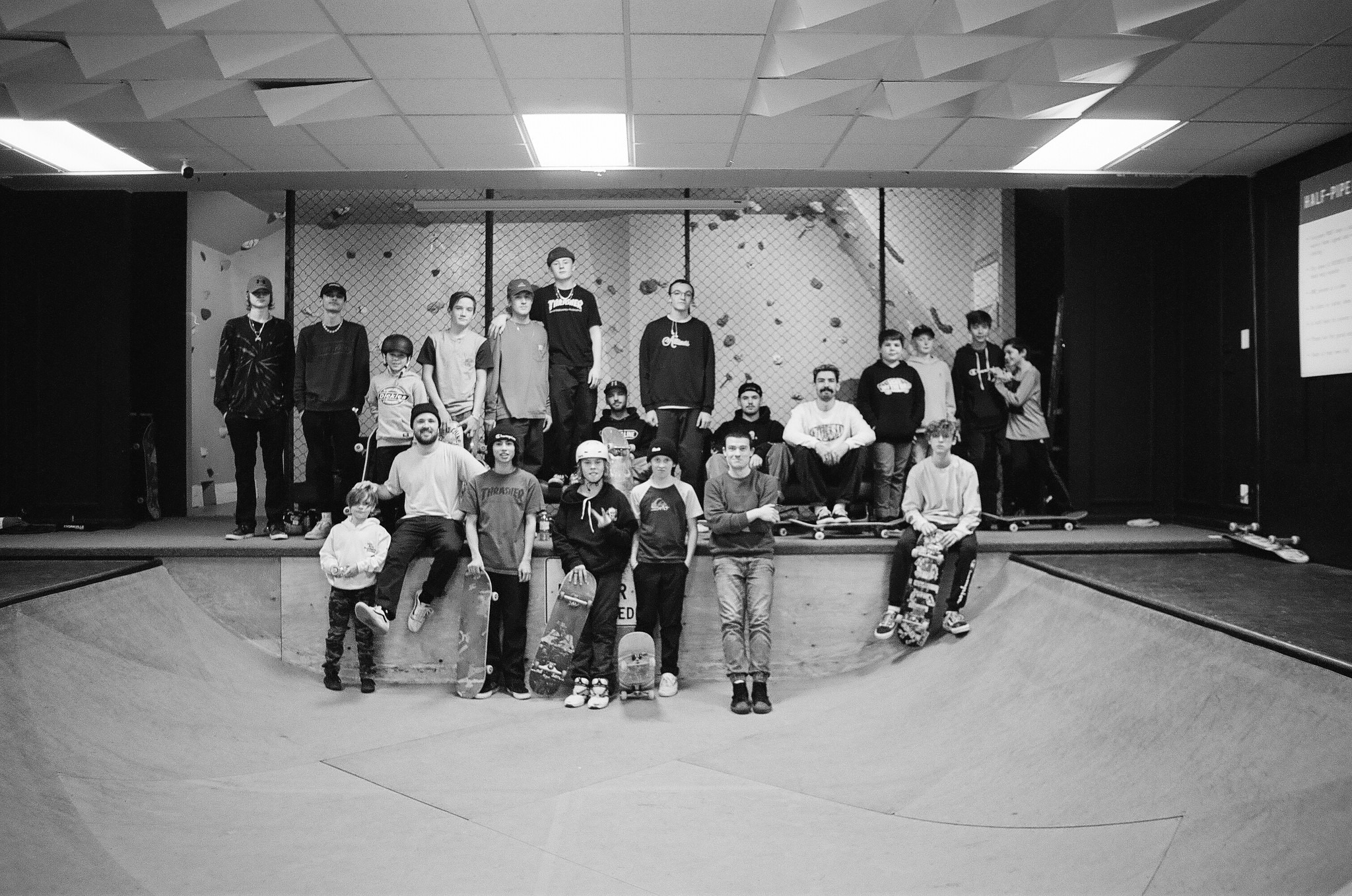 YOUTH ONE SKATEBOARD NIGHTS
