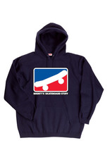 SHORTYS SHORTY'S - ICON HOODIE - NAVY -