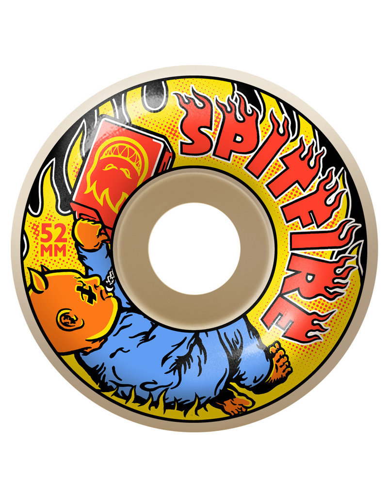 SPITFIRE SPITFIRE - DEMONSEED - 52 - 99D