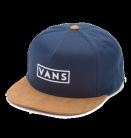 VANS VANS - EASY BOX SNAPBACK - DRESS BLUES