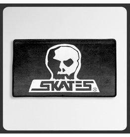 "SKULL SKATES SKULL SKATES - LOGO PATCH (8"")"