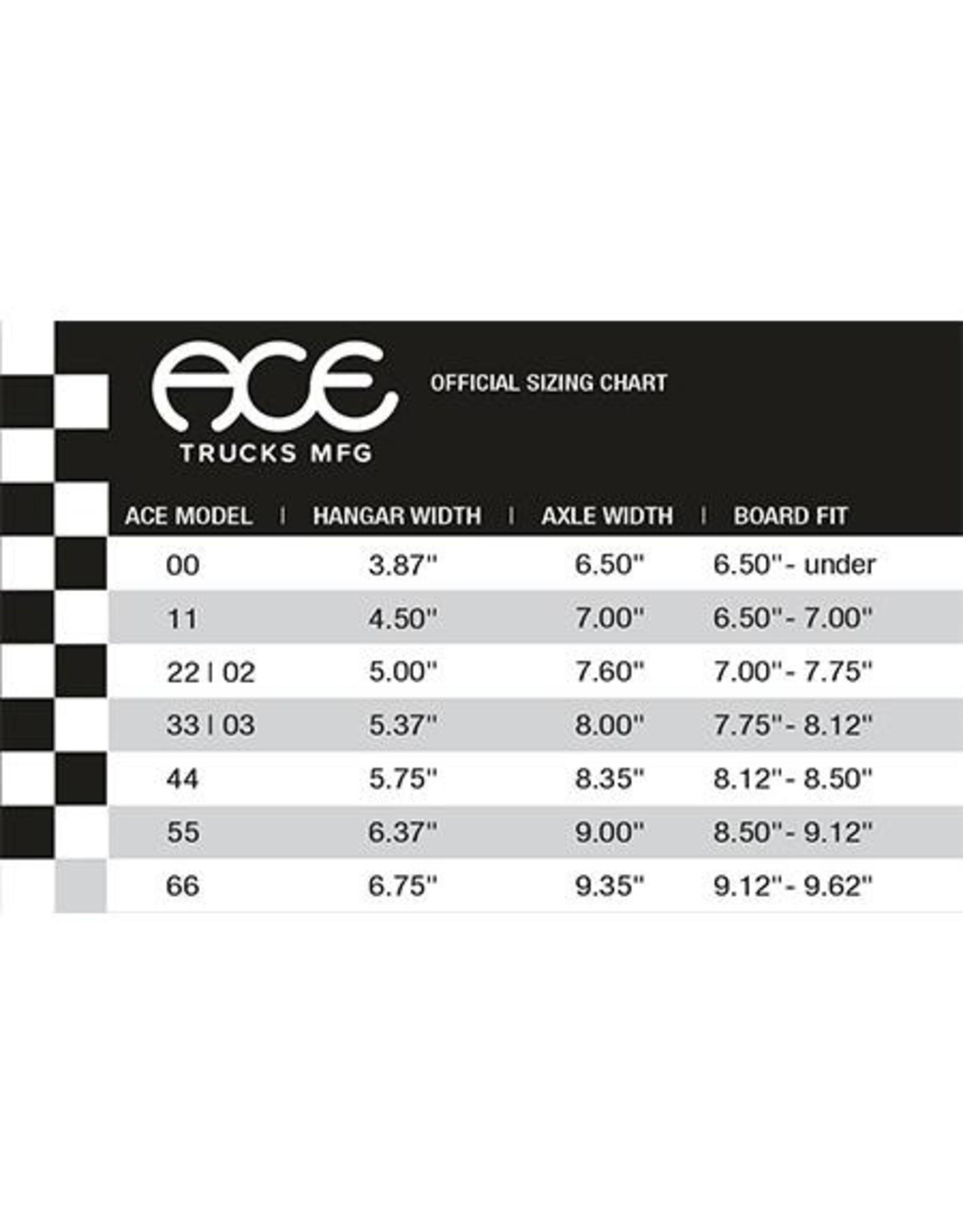 ACE ACE - RAW - 166