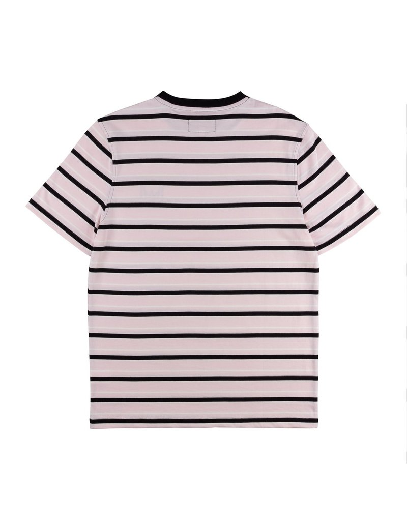 WELCOME WELCOME - ICON STRIPE KNIT - PINK -