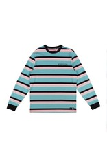 WELCOME WELCOME - MEDIUS STRIPE KNIT - TEAL