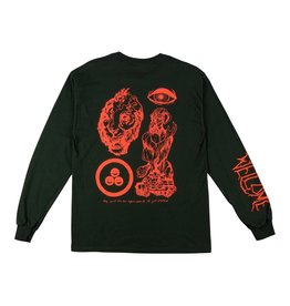 WELCOME WELCOME - GOATMAN L/S - FOREST -