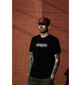 BOARDERLINE - OG CENTRE LOGO - BLK