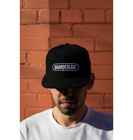 BOARDERLINE - OG SNAPBACK (BLACK)