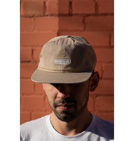 BOARDERLINE - OG UNSTRUCTURED HAT (KHAKI)
