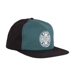 INDEPENDENT INDEPENDENT - TRUCK CO. SNAPBACK - GRN/BLK
