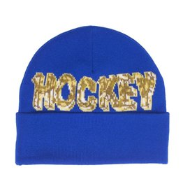 HOCKEY HOCKEY - ICE BEANIE - NVY