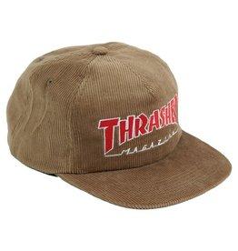 THRASHER THRASHER - SNAPBACK CORD