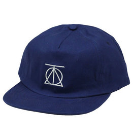 THEORIES THEORIES - CREST CAP - NVY