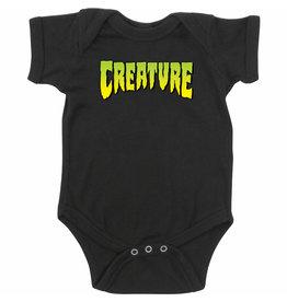 CREATURE CREATURE - INFANT ONE PIECE LOGO