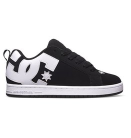 DC SHOES CO. DC - COURT GRAFFIK - BLK/WHT -