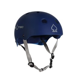 PRO-TEC PRO TEC - CLASSIC SKATE HELMET MATTE BLUE