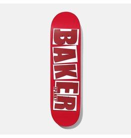 BAKER BAKER - SPANKY BRAND NAME - 8.25 - RED