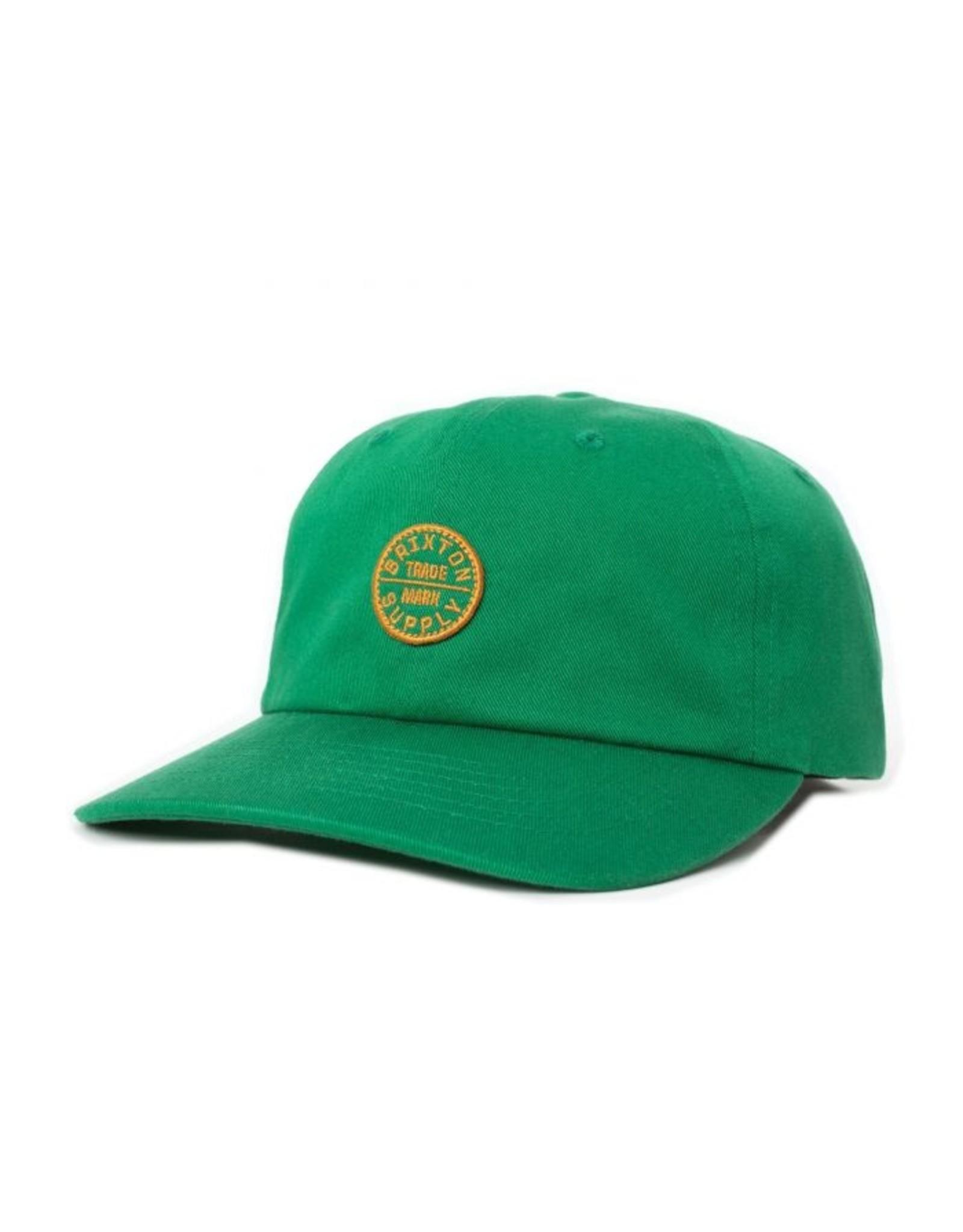 BRIXTON BRIXTON - OATH LP CAP - FERN -