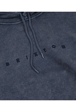 BRIXTON BRIXTON - CANTOR HOOD - NAVY/ACID -