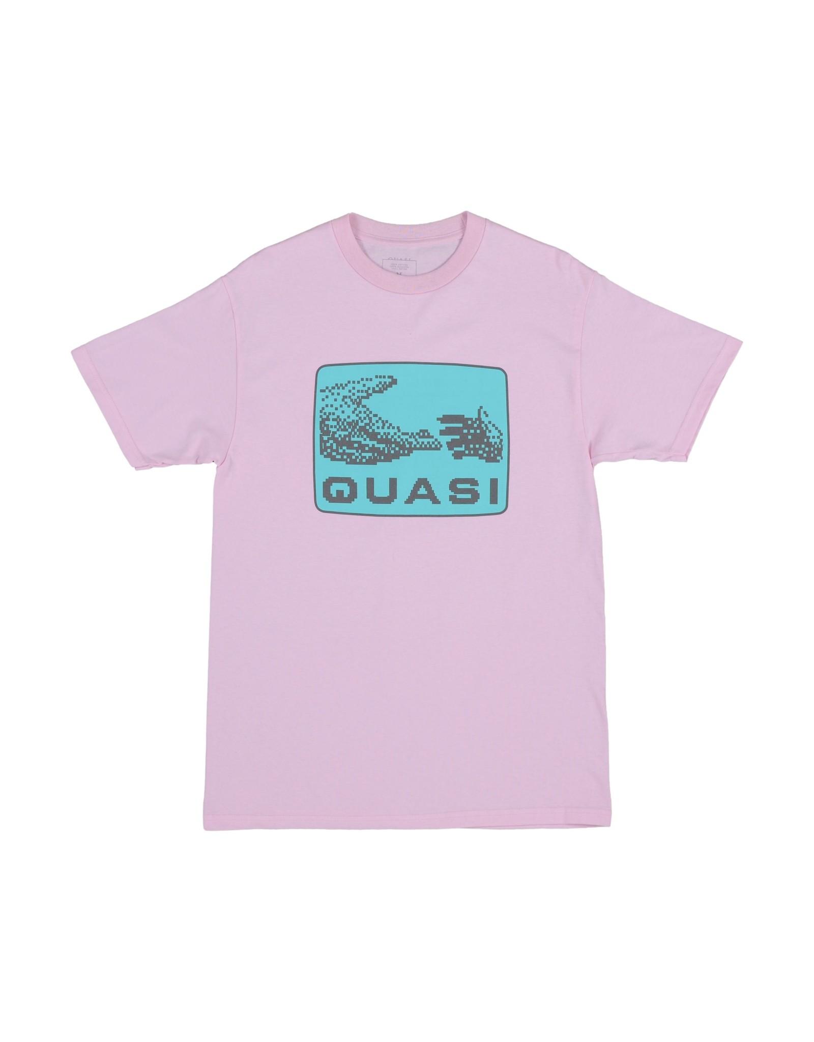 QUASI QUASI - CELL TEE - PINK
