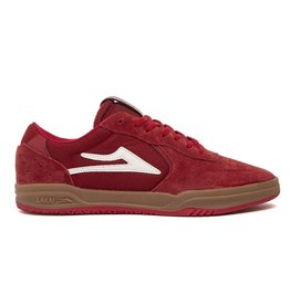 LAKAI LAKAI - ATLANTIC - RED/GUM -