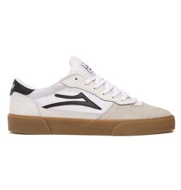 LAKAI LAKAI - CAMBRIDGE - WHT/BLK -