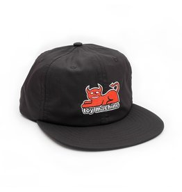 TOY MACHINE TOY MACHINE - DEVIL CAT HAT - BLK