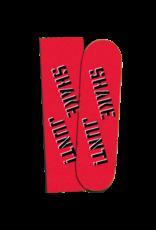 "SHAKE JUNT SHAKE JUNT - RED/BLACK GRIP - 9"""
