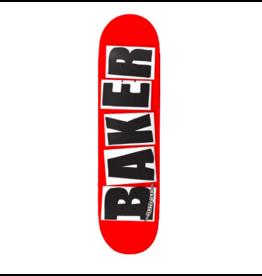 BAKER BAKER - BRAND LOGO - 8.475 - BLK
