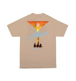 ALLTIMERS - 3 AMIGOS TEE - SAND -