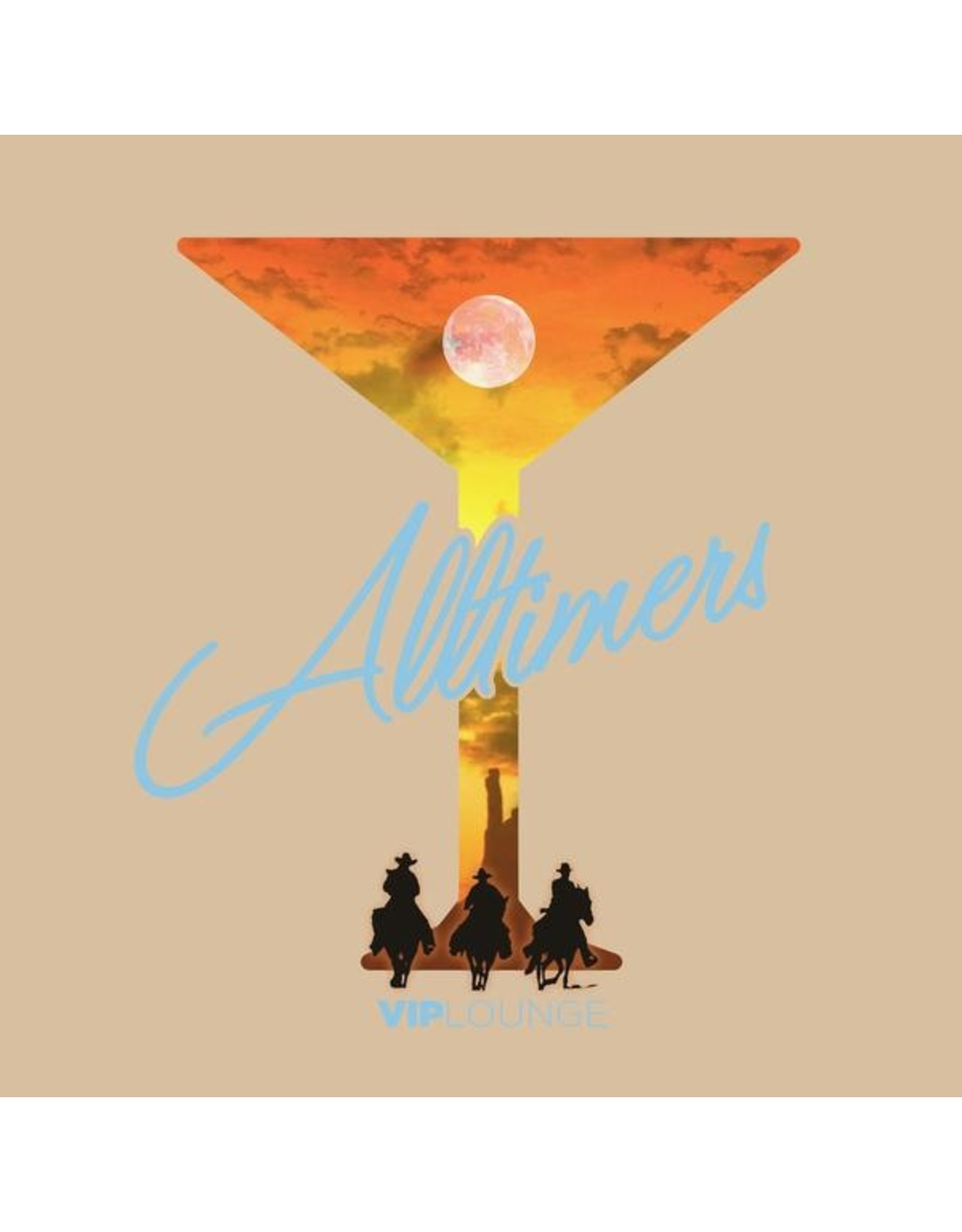 ALLTIMERS - 3 AMIGOS TEE - SAND
