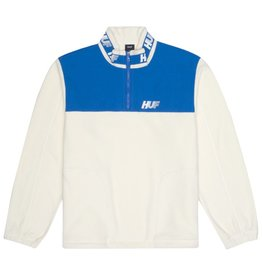 HUF HUF - MOUNTAIN 10K 1/4 ZIP - WHT -