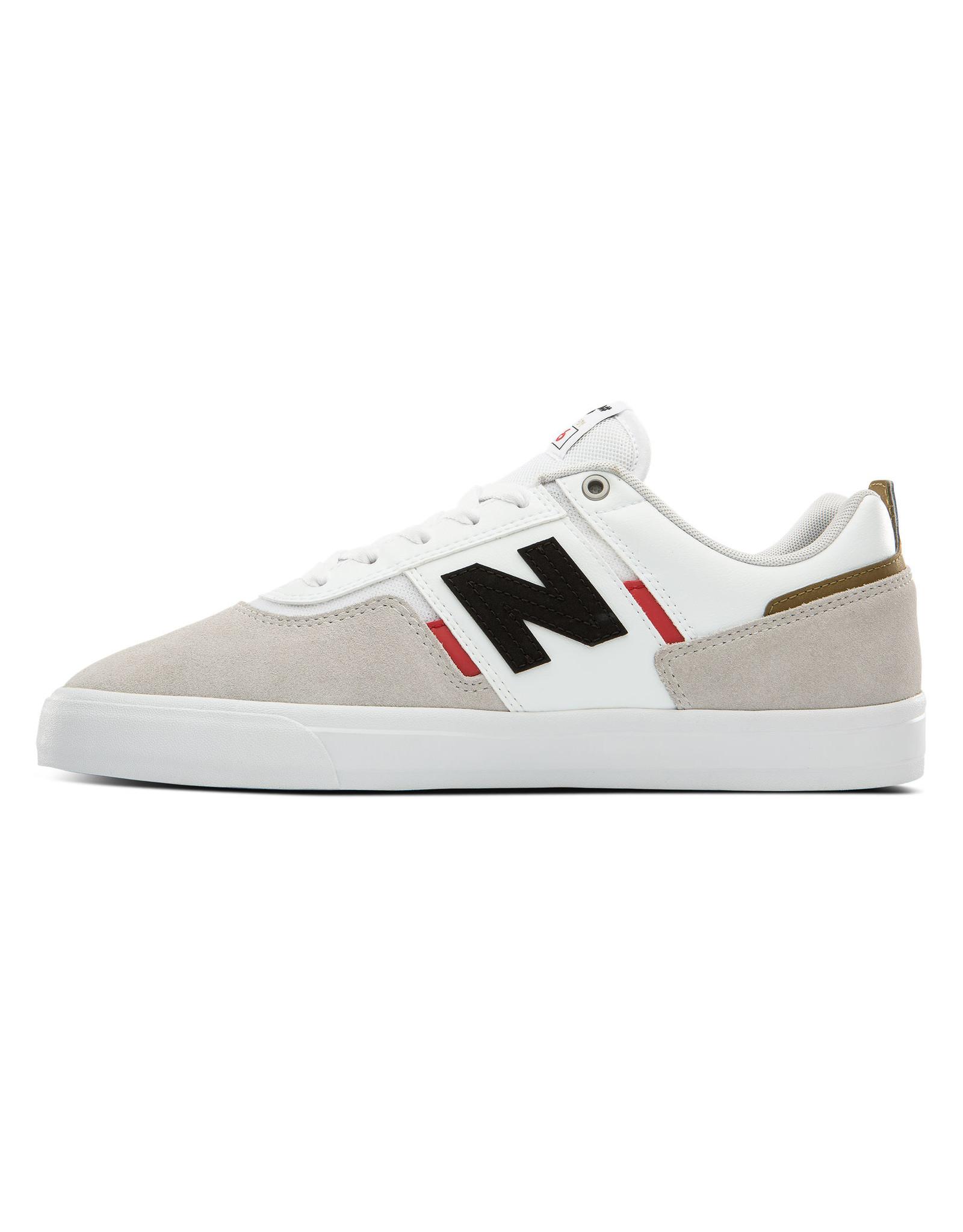 NEW BALANCE NEW BALANCE - 306 - WHITE/RED -