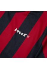HUF HUF - DIEGO SOCCER JERSEY - TRUE RED -