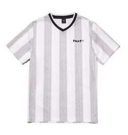 HUF HUF - DIEGO SOCER JERSEY - WHT -