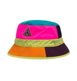 HUF HUF - WAVE NYLON BUCKET - MULTI